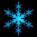 Large Single Snowflake